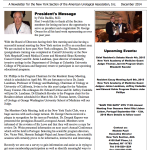NYS-AUA Newsletter Dec2014