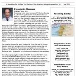 NYAUA Newsletter July 2015