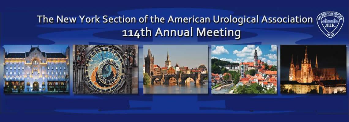 114th Annual Meeting NYAUA - Prague, Czech Republic